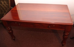 Cedar library desk b