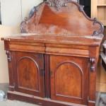 Colonial cedar sideboard